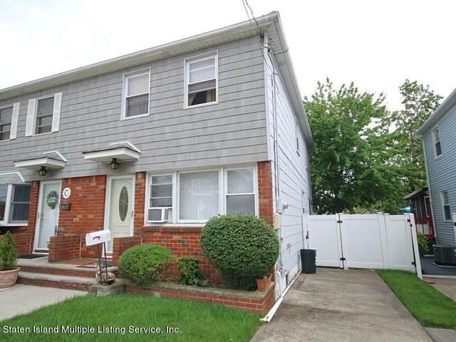 38 Windemere Avenue, Staten Island, NY 10306 (MLS #1147972) :: Team Gio | RE/MAX