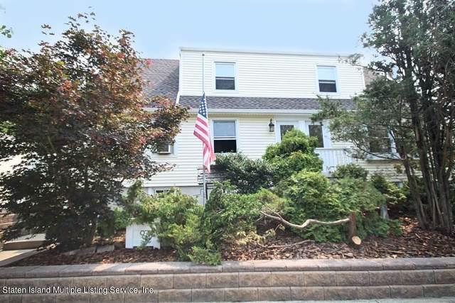 97 Lenevar Avenue, Staten Island, NY 10309 (MLS #1148010) :: Team Gio   RE/MAX