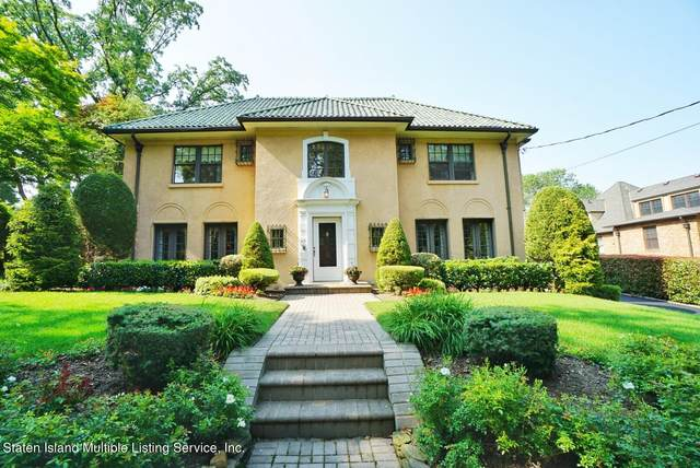 15 Grymes Hill Road, Staten Island, NY 10301 (MLS #1148075) :: Team Gio   RE/MAX