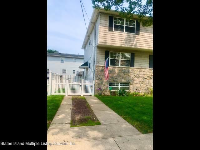 95 Morrison Avenue, Staten Island, NY 10310 (MLS #1148086) :: Team Gio   RE/MAX
