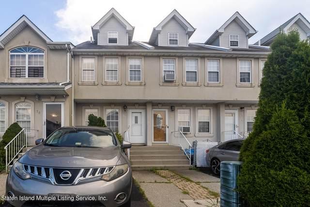 72 Millstone Court, Staten Island, NY 10314 (MLS #1148094) :: Team Gio   RE/MAX