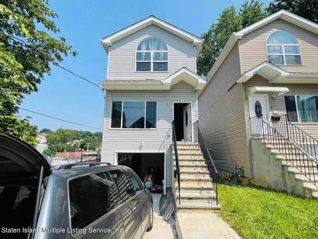 147 Winter Avenue, Staten Island, NY 10301 (MLS #1148095) :: Team Gio | RE/MAX