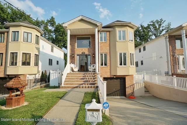 130 Downes Avenue, Staten Island, NY 10312 (MLS #1148103) :: Team Gio | RE/MAX