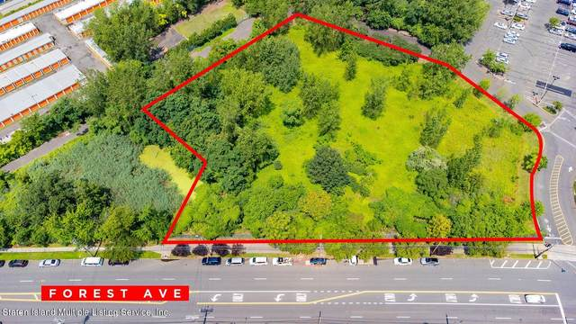 2505 Forest Avenue, Staten Island, NY 10303 (MLS #1148171) :: Team Gio | RE/MAX