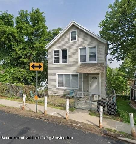 15 Fillmore Street, Staten Island, NY 10301 (MLS #1148183) :: Team Pagano