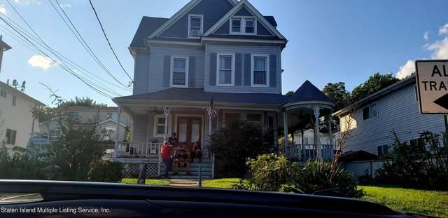 91 Greenfield Avenue, Staten Island, NY 10304 (MLS #1148231) :: Team Pagano