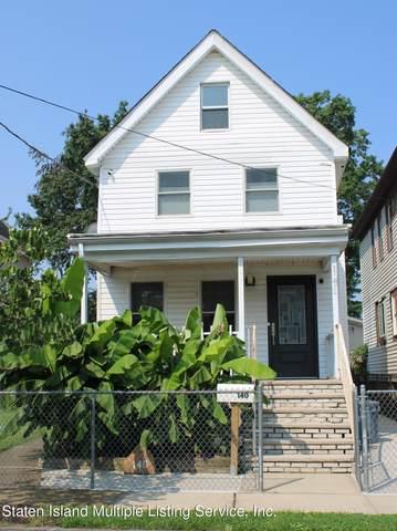 140 Dubois Avenue, Staten Island, NY 10310 (MLS #1148374) :: Laurie Savino Realtor