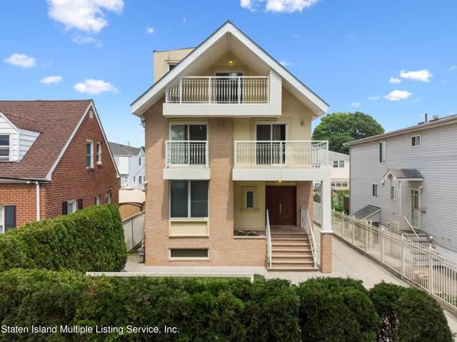 195 Bionia Avenue, Staten Island, NY 10305 (MLS #1148532) :: Team Pagano