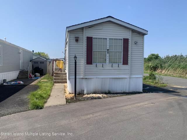 2701 Goethals Road N G20, Staten Island, NY 10303 (MLS #1148590) :: Laurie Savino Realtor