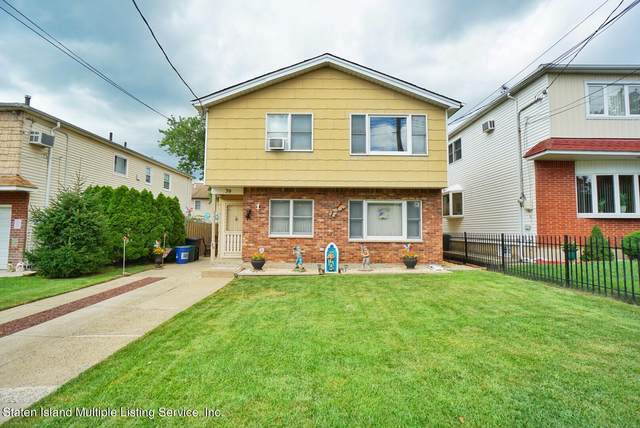 39 Keating Street, Staten Island, NY 10309 (MLS #1148754) :: Team Pagano