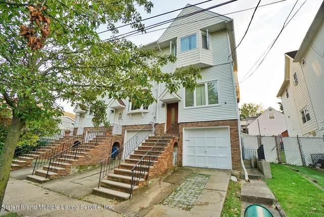 8 James Place, Staten Island, NY 10305 (MLS #1148837) :: Laurie Savino Realtor