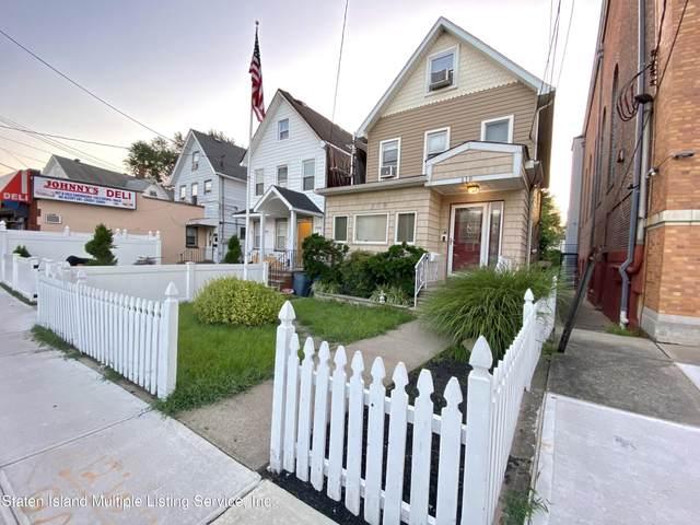 610 Port Richmond Avenue, Staten Island, NY 10302 (MLS #1148869) :: Team Pagano