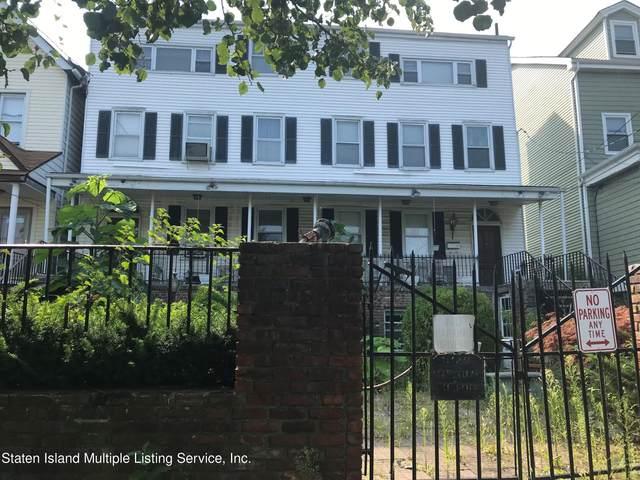 128-130 St. Pauls Avenue, Staten Island, NY 10301 (MLS #1148927) :: Team Pagano