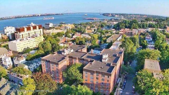50 Fort Place B4c, Staten Island, NY 10301 (MLS #1148973) :: Laurie Savino Realtor