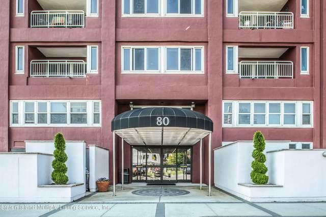 80 Bay Street Landing 9 C, Staten Island, NY 10301 (MLS #1149100) :: Laurie Savino Realtor