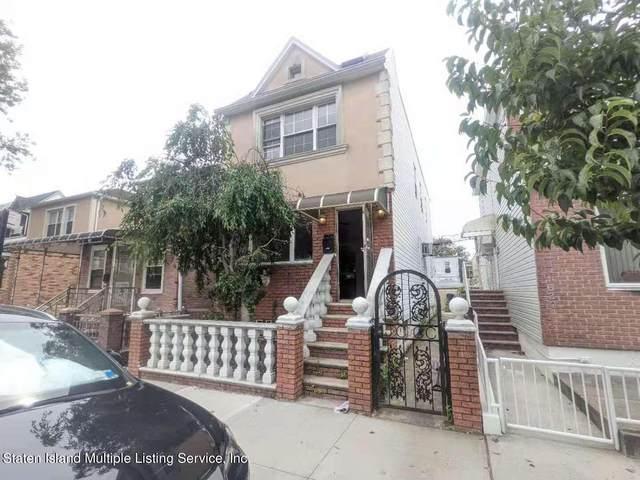 1634 W 7th Street, Brooklyn, NY 11223 (MLS #1149160) :: RE/MAX Edge