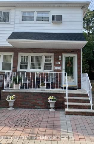 114 S Railroad Avenue, Staten Island, NY 10305 (MLS #1149185) :: Laurie Savino Realtor