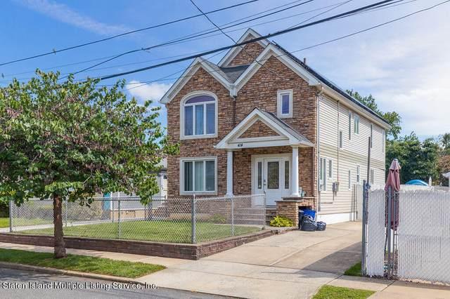 414 Medina Street, Staten Island, NY 10306 (MLS #1149231) :: Laurie Savino Realtor