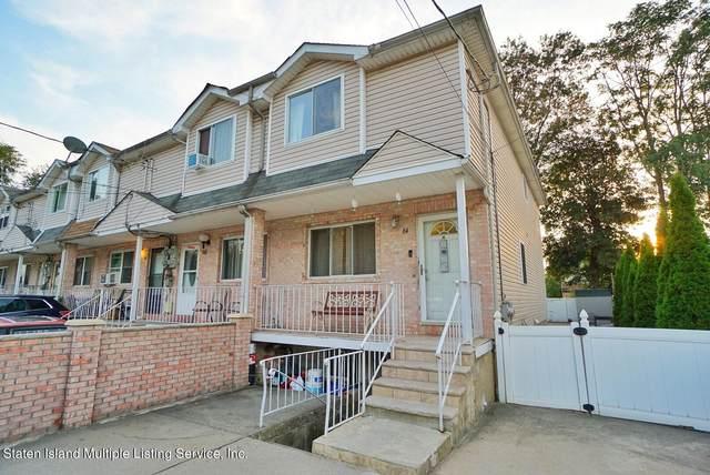 64 Elm Street, Staten Island, NY 10310 (MLS #1149276) :: Laurie Savino Realtor