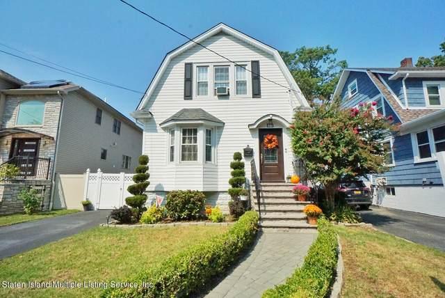 47 Gibson Avenue, Staten Island, NY 10308 (MLS #1149285) :: Team Pagano