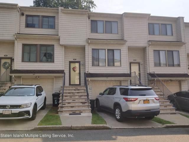 180 Dinsmore Street F, Staten Island, NY 10314 (MLS #1149292) :: Team Pagano