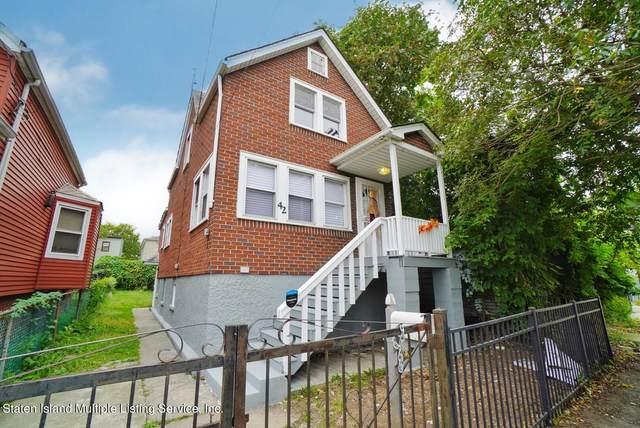 42 Roff Street, Staten Island, NY 10304 (MLS #1149308) :: Team Pagano