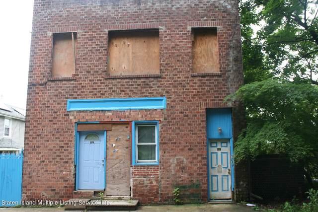 29 Homer Street, Staten Island, NY 10301 (MLS #1149334) :: Team Pagano