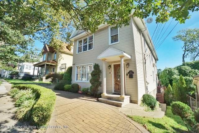 450 Home Avenue, Staten Island, NY 10305 (MLS #1149362) :: Laurie Savino Realtor