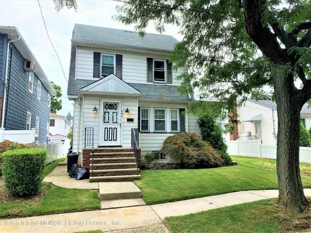 301 Woolley Avenue, Staten Island, NY 10314 (MLS #1149375) :: Team Pagano