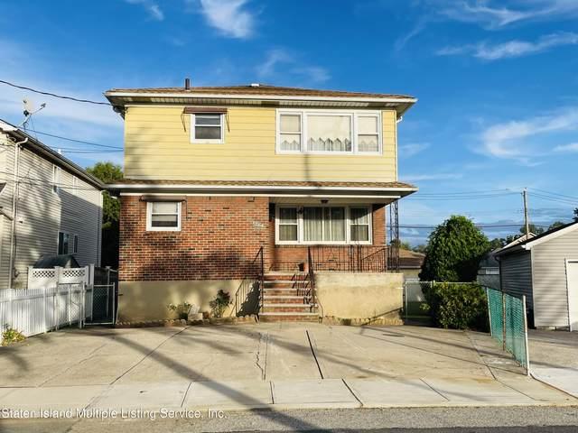 166 Jerome Road, Staten Island, NY 10305 (MLS #1149438) :: Team Pagano