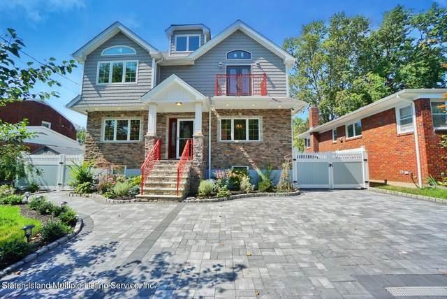 68 Kensington Avenue, Staten Island, NY 10305 (MLS #1150245) :: Team Gio | RE/MAX
