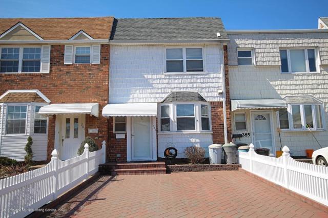 283 Hillman Avenue, Staten Island, NY 10314 (MLS #1126789) :: RE/MAX Edge