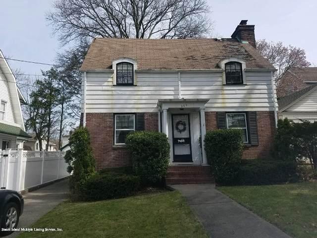 365 Hart Avenue, Staten Island, NY 10310 (MLS #1136046) :: RE/MAX Edge