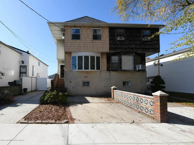 228 Martin Avenue, Staten Island, NY 10314 (MLS #1141955) :: Team Gio | RE/MAX
