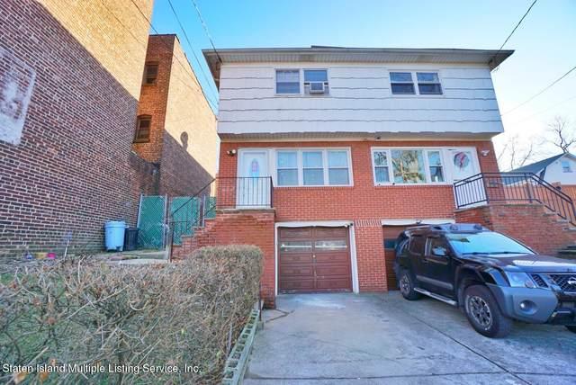 486 Castleton Avenue, Staten Island, NY 10301 (MLS #1143006) :: Team Pagano