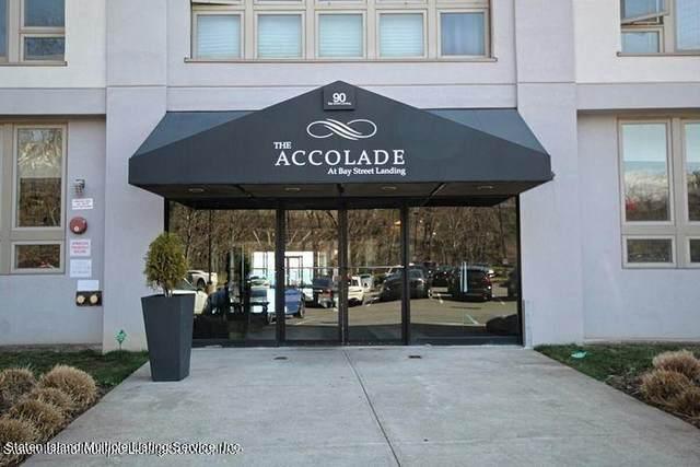 90 Bay Street Landing Street 4A, Staten Island, NY 10301 (MLS #1146272) :: Team Pagano