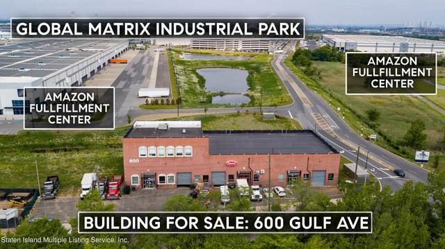 600 Gulf Avenue, Staten Island, NY 10314 (MLS #1146546) :: Team Gio   RE/MAX
