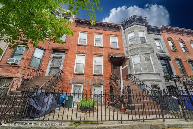 451 54th Street, Brooklyn, NY 11220 (MLS #1146761) :: Team Gio | RE/MAX