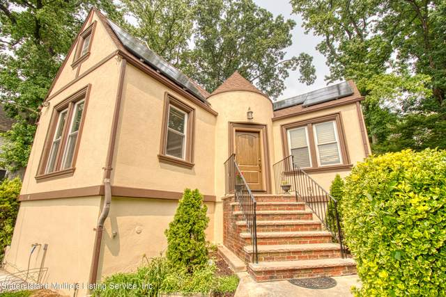 101 Rugby Avenue, Staten Island, NY 10301 (MLS #1147982) :: Team Pagano