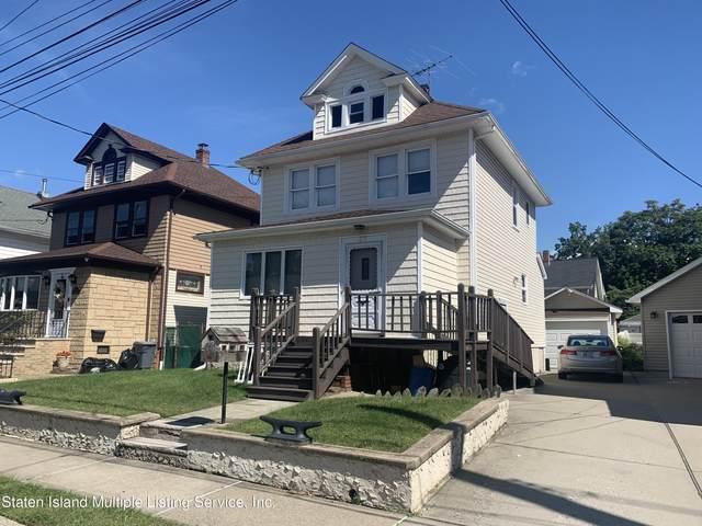27 Miller Street, Staten Island, NY 10314 (MLS #1149379) :: Team Pagano