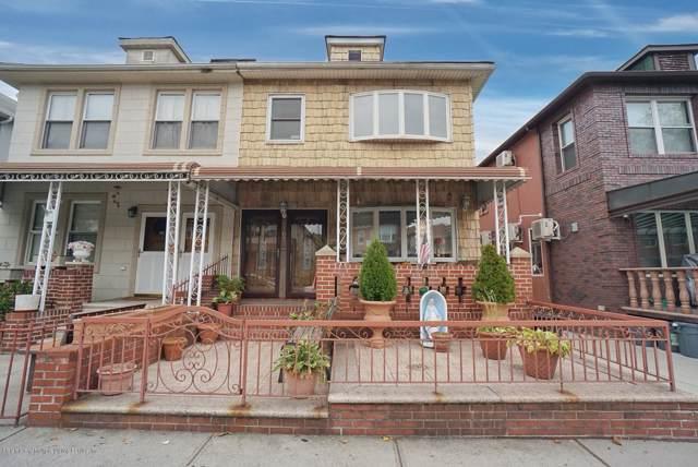 2107 73rd Street, Brooklyn, NY 11204 (MLS #1132990) :: RE/MAX Edge