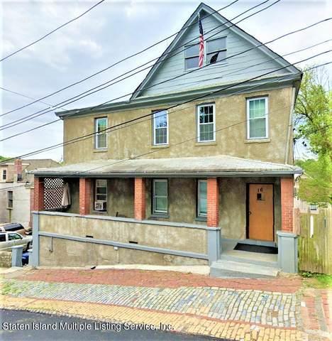 16 Van Tuyl Street, Staten Island, NY 10301 (MLS #1147353) :: Team Gio | RE/MAX