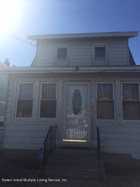 46 Ellington Street, Staten Island, NY 10304 (MLS #1111637) :: The Napolitano Team at RE/MAX Edge