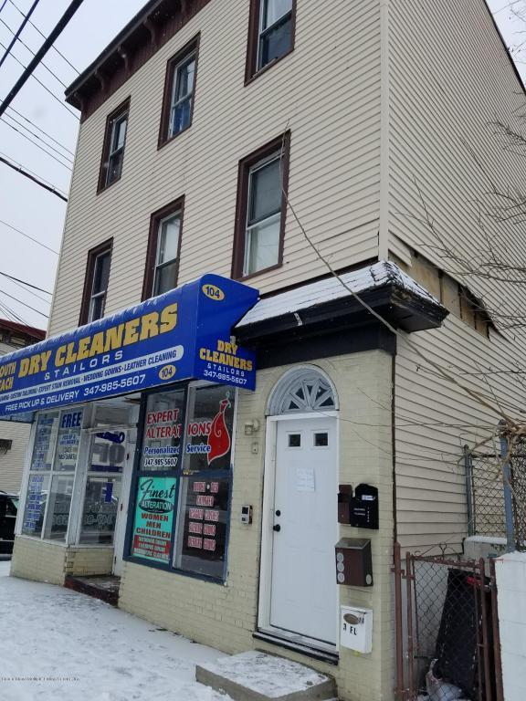 104 Mcclean Avenue, Staten Island, NY 10305 (MLS #1116070) :: The Napolitano Team at RE/MAX Edge