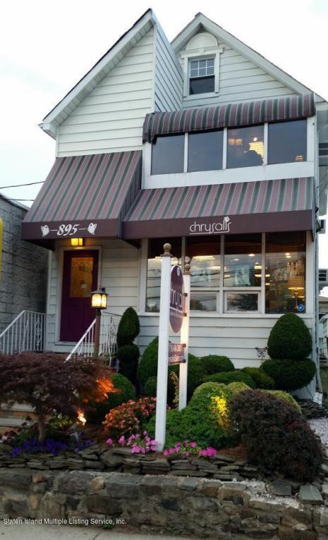 895 Manor Road, Staten Island, NY 10314 (MLS #1121063) :: RE/MAX Edge
