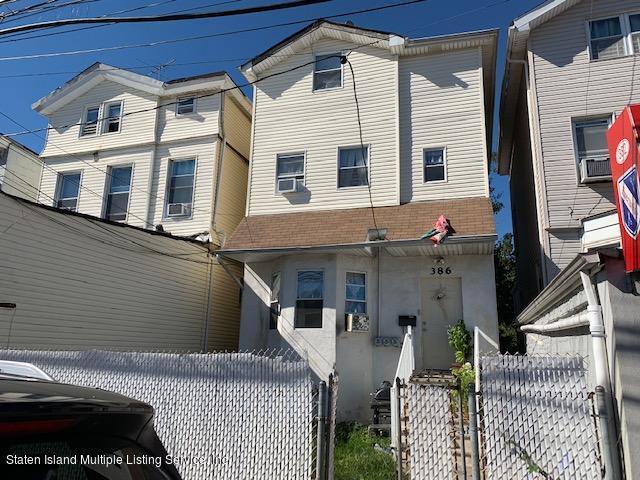 386 Bay Street, Staten Island, NY 10301 (MLS #1123575) :: RE/MAX Edge