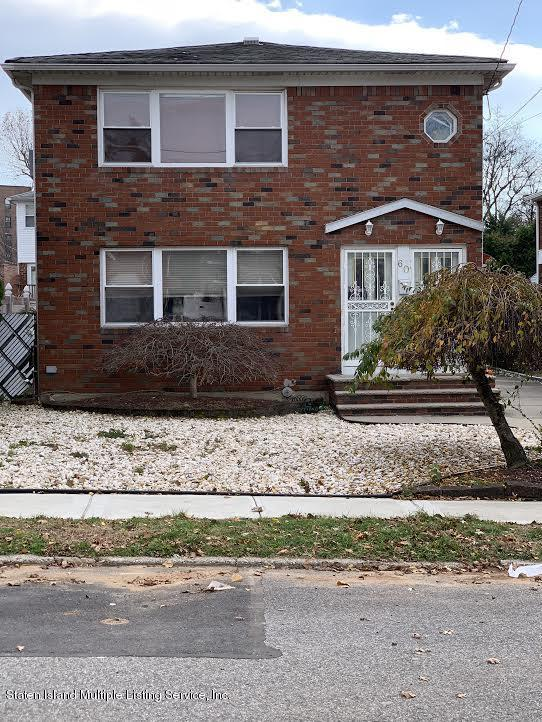 60 Sunnyside Terrace, Staten Island, NY 10301 (MLS #1124550) :: Crossing Bridges Team
