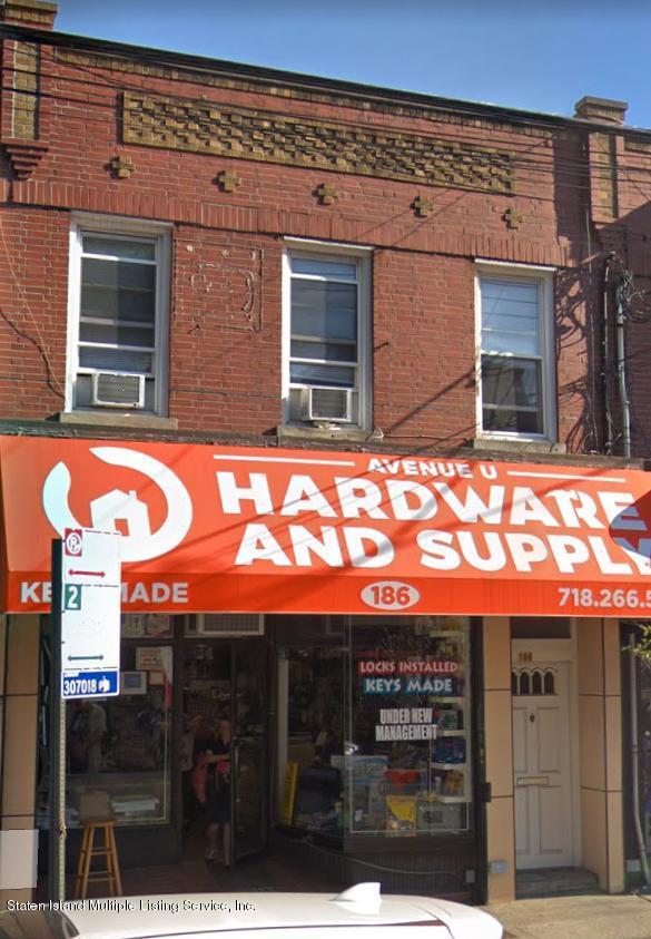 186 Avenue U, Brooklyn, NY 11223 (MLS #1124650) :: RE/MAX Edge