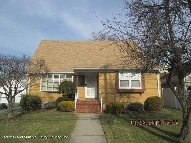 209 Lincoln Avenue, Staten Island, NY 10306 (MLS #1125813) :: RE/MAX Edge