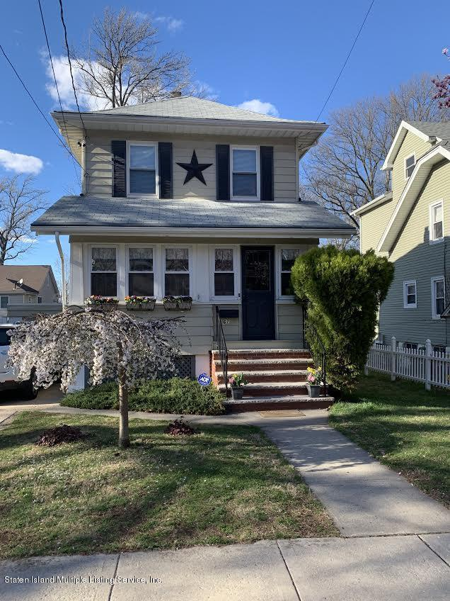 67 Utter Avenue, Staten Island, NY 10314 (MLS #1127853) :: RE/MAX Edge